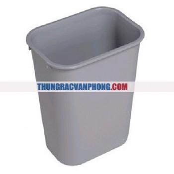 Thùng đựng rác nhựa không nắp TBYAF07007 – TBYAF07009