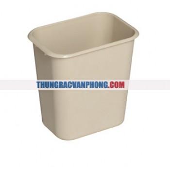 Thùng đựng rác nhựa văn phòng hdpe AF07020 – AF07018