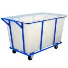 Xe chở đồ vải giặt là bằng nhựa AF08214