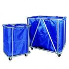 Xe đẩy đồ giặt là to & nhỏ D-024 và D023