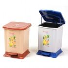 Thùng đựng rác nhựa mở nắp đạp chân VNDT740 - VNDT741 - VNDT742- VNDT766