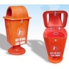 Thùng rác nhựa Sài Gòn – TP HCM VNSGFTR006