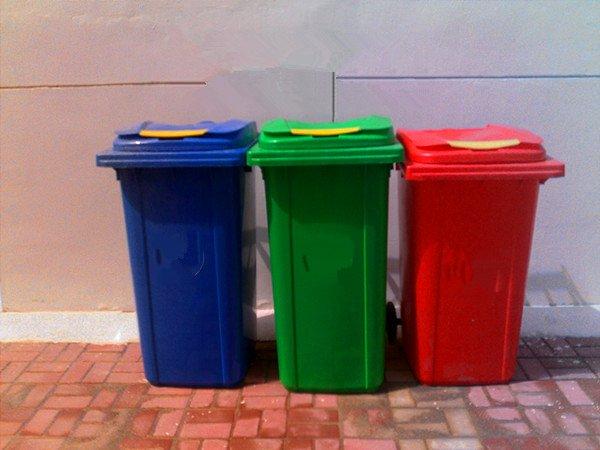 thùng rác tại bình phước
